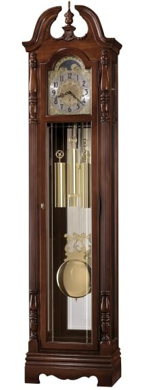 Duvall 82.5 Grandfather Clock by Howard Miller®