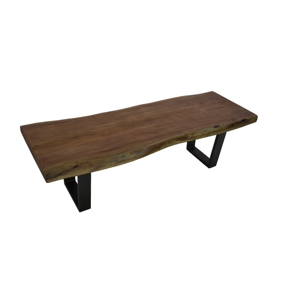 Mclaren Universal Wood Bench by Millwood Pines