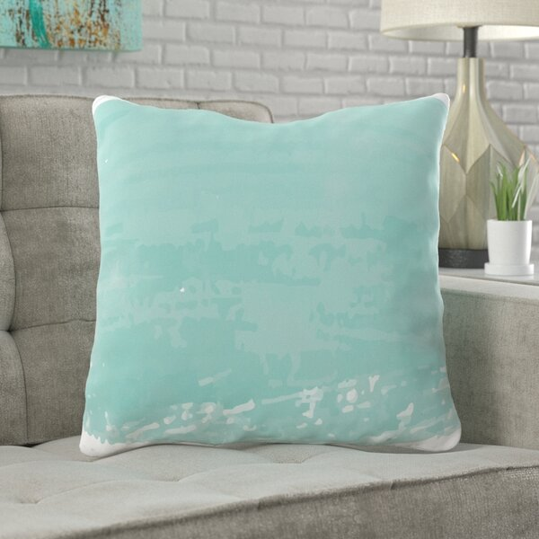 Lake City Color Spot Throw Pillow