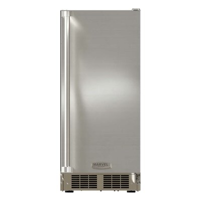 """15"""""""" 25 lb. Daily Production Built-In Ice Maker Marvel -  MO15CRS1XS"""