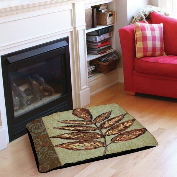 Golden Leaf 2 Pet Bed by Manual Woodworkers & Weavers