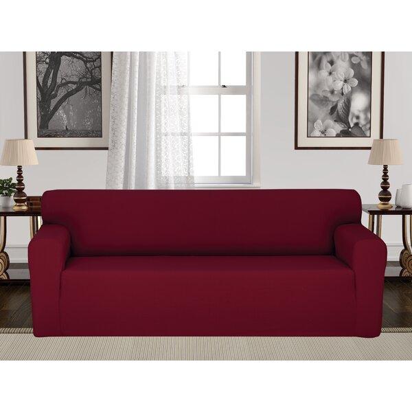 Anti-Slip Spandex Elastic Stretch Sofa Slipcover By Rebrilliant