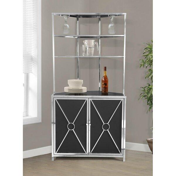 Vizcarrondo Bar Cabinet by Orren Ellis