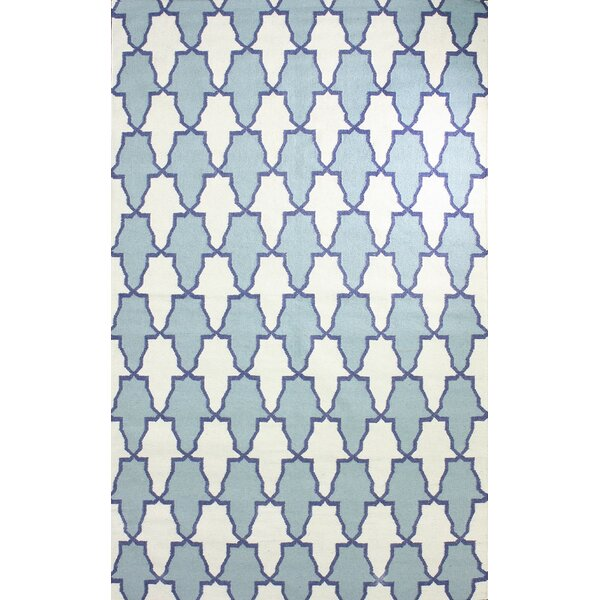 Remade Blue Trina Rug by nuLOOM