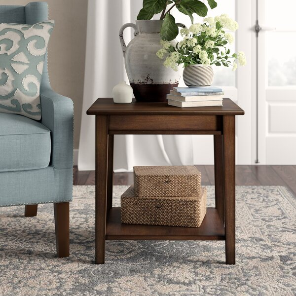 """Erica End Table by Birch Laneâ""""¢ Heritage"""