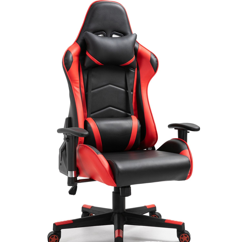 Microfiber Gaming Chairs On Sale   Wayfair