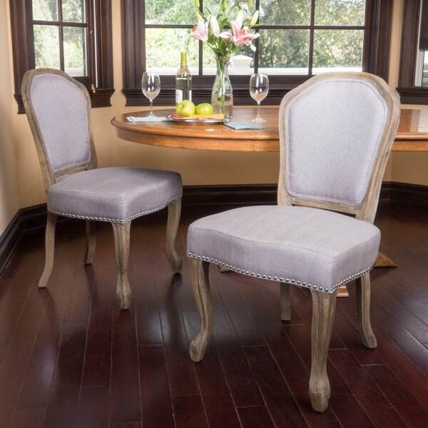 Ouellet Dining Chair by Lark Manor