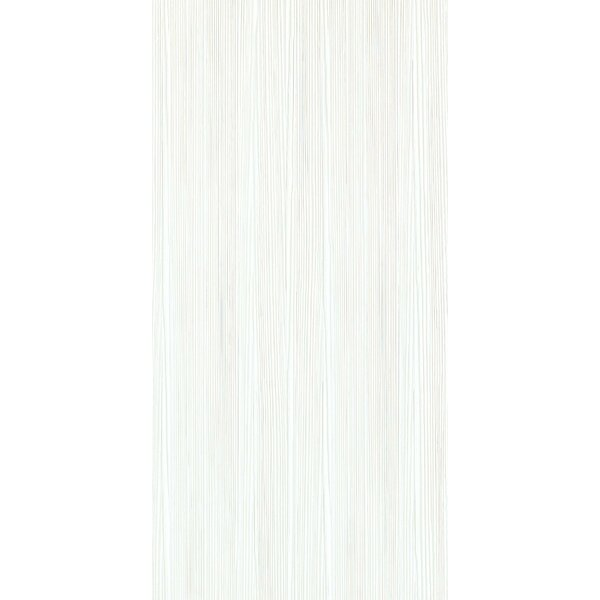 Surface 12 x 24 Porcelain Tile in Linear White by Emser Tile