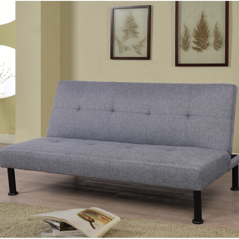 Laude Run Wrenn Convertible Sofa