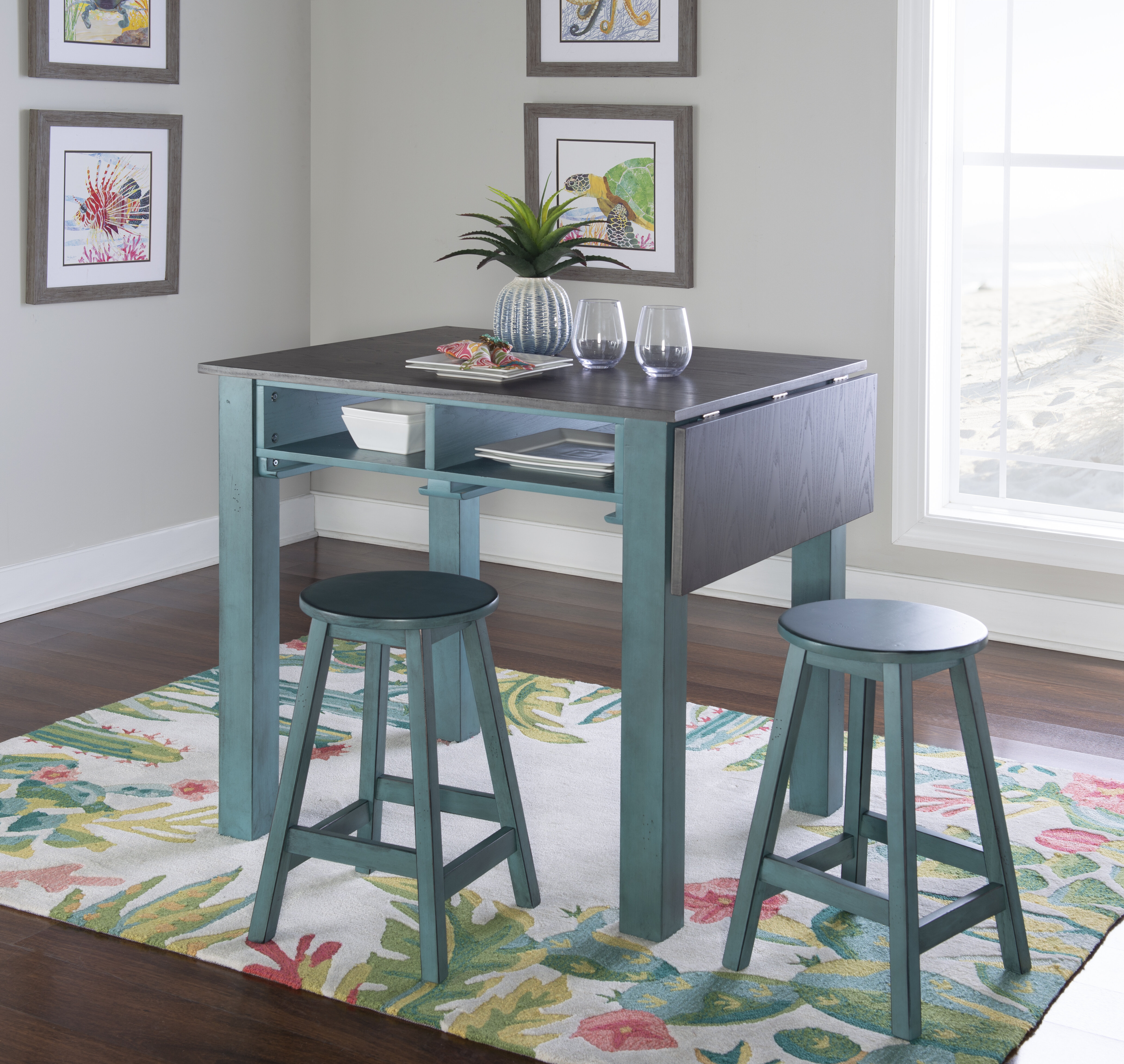 Kitchen Islands With Seating You Ll Love In 2020 Wayfair,Chinoiserie Wallpaper Bedroom