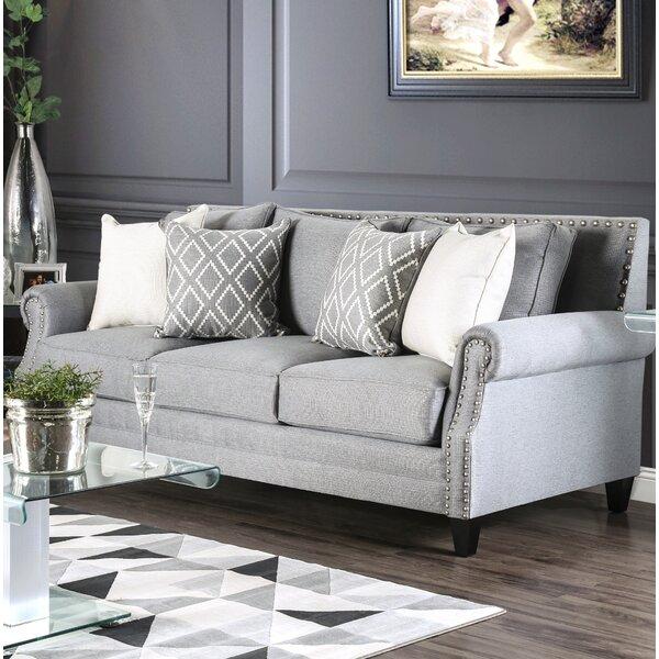 Buda Contemporary Sofa by Darby Home Co