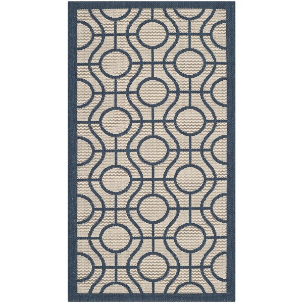 Jefferson Place Outdoor Area Rug by Wrought Studio
