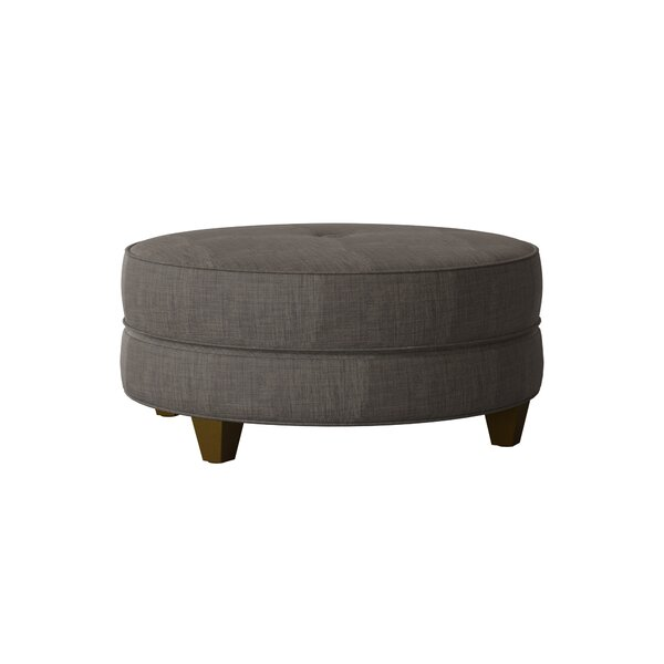 James Cocktail Ottoman by Wayfair Custom Upholstery™