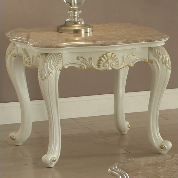 Wensley End Table By Astoria Grand Herry Up