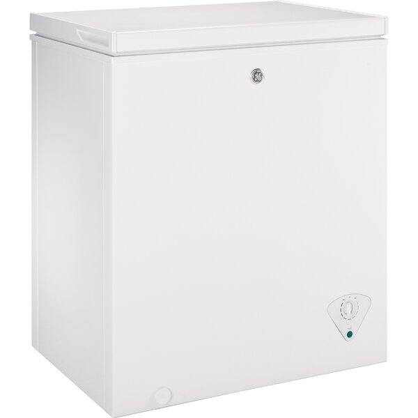 5.0 cu. ft. Chest Freezer by GE Appliances