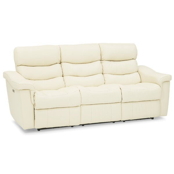 Chic Collection Zara Power Reclining Sofa by Palliser Furniture by Palliser Furniture