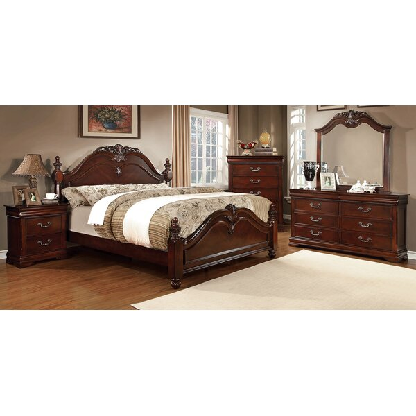 Waltham Standard Configurable Bedroom Set by Astoria Grand