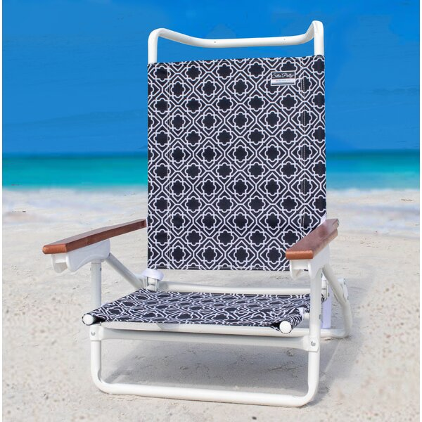 Youngsville Reclining Beach Chair by Breakwater Bay Breakwater Bay