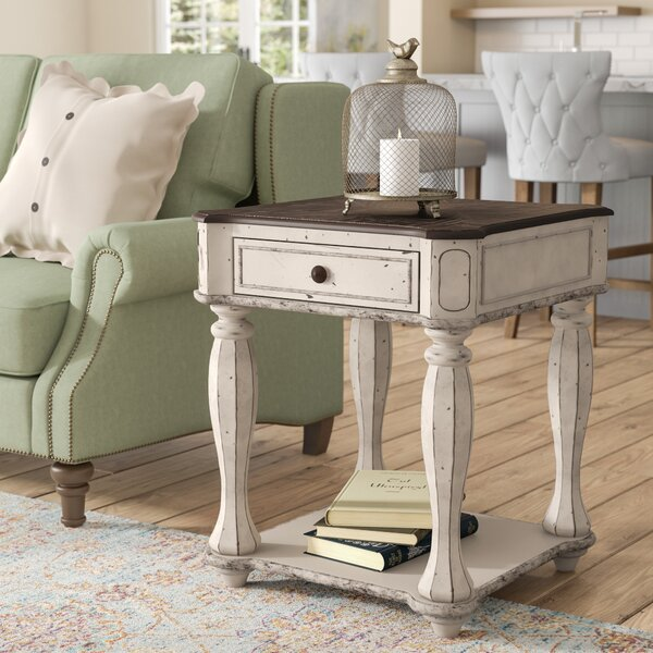 Tavant End Table By One Allium Way