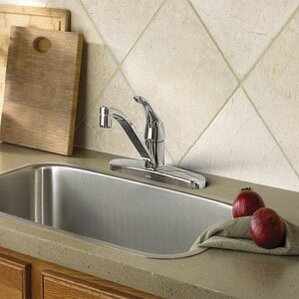 Moen Adler Single handle Kitchen Faucet