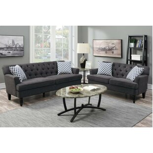 Grey Living Room Sets You\'ll Love