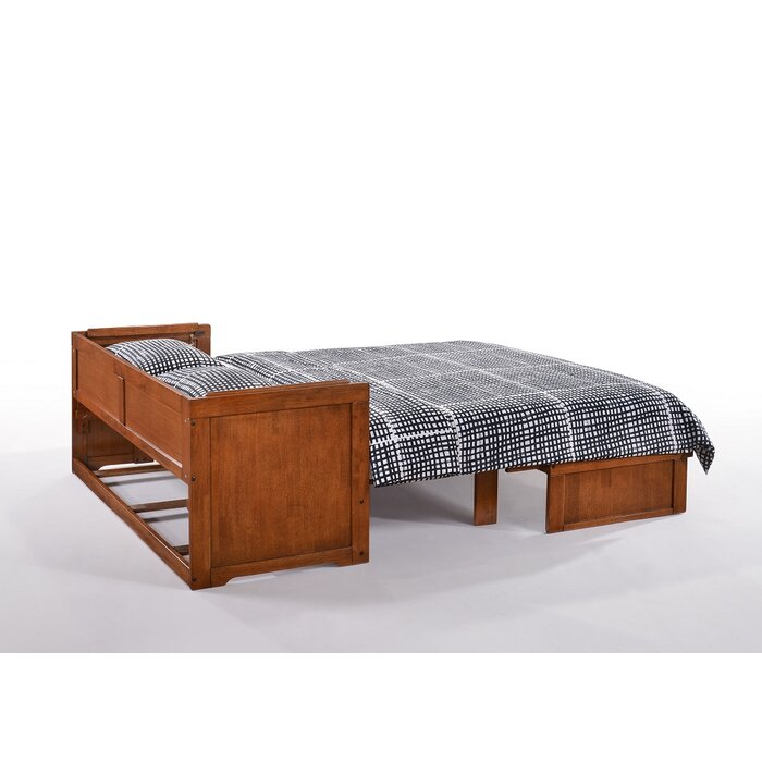 new styles 4172a 51f3c Barham Cube Queen Murphy Bed with Mattress