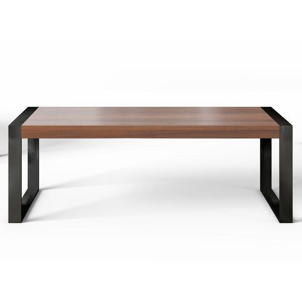 Leelou Dining Table by Orren Ellis Orren Ellis