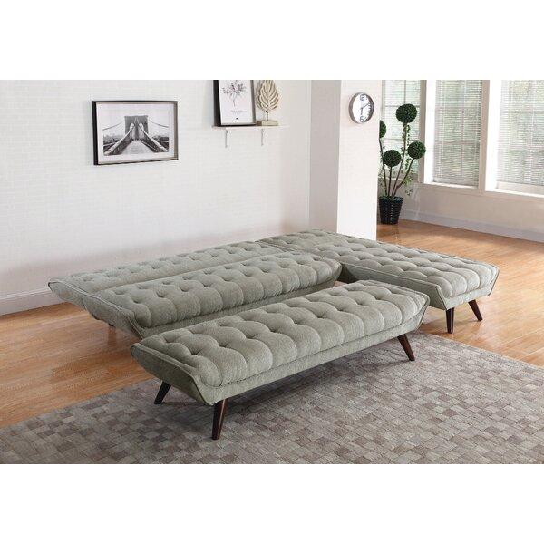 Bromyard Upholstered  Bench by Mercer41