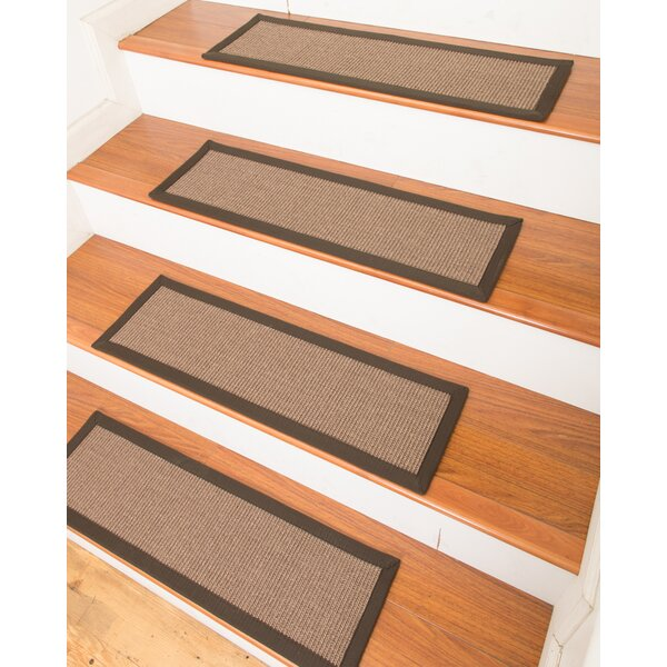 Gilford Stair Tread (Set of 13) by Natural Area Rugs