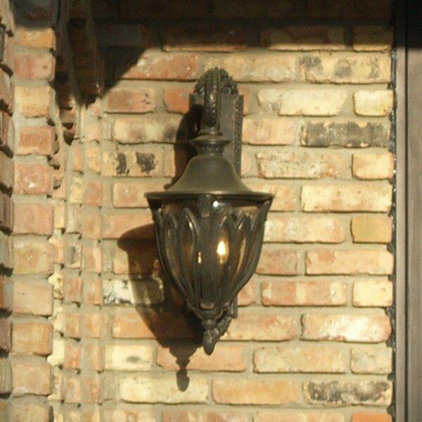 Phillipstown 3-Light Outdoor Wall Lantern by Alcott Hill