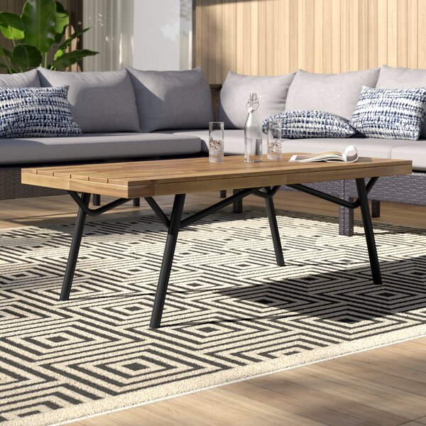 Linch Coffee Table by Mercury Row