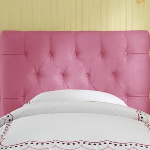 Deals Fitchburg Microsuede Upholstered Headboard ByHouse of Hampton