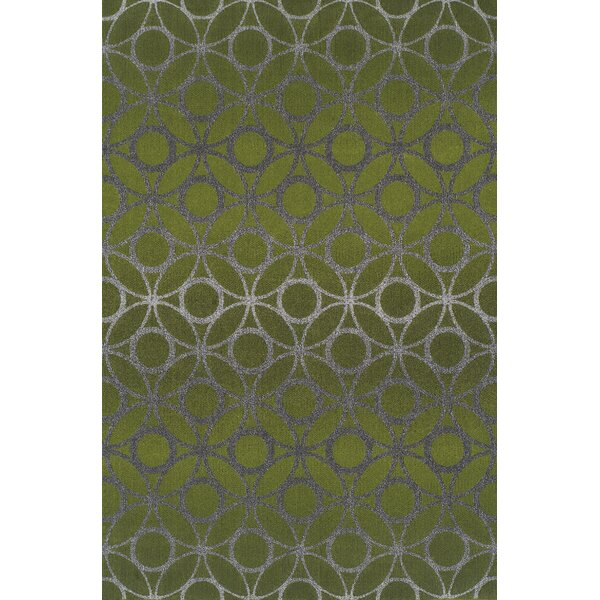 Tempo Lime Zest Area Rug by Dalyn Rug Co.