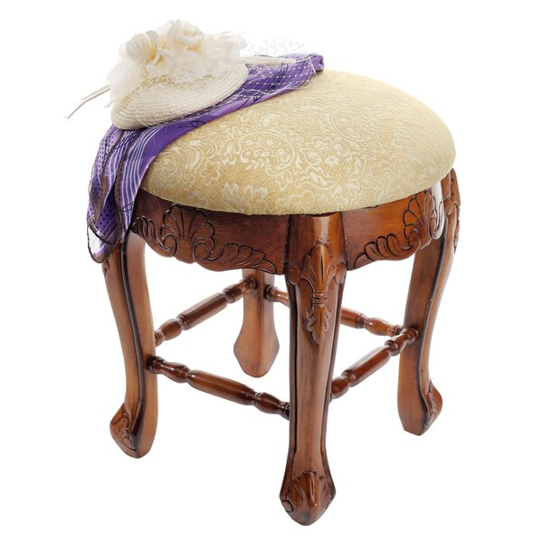 Lady Annette Boudoir Stool by Design Toscano