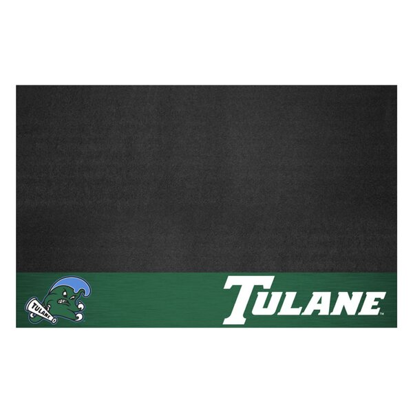 Tulane University Grill Mat by FANMATS