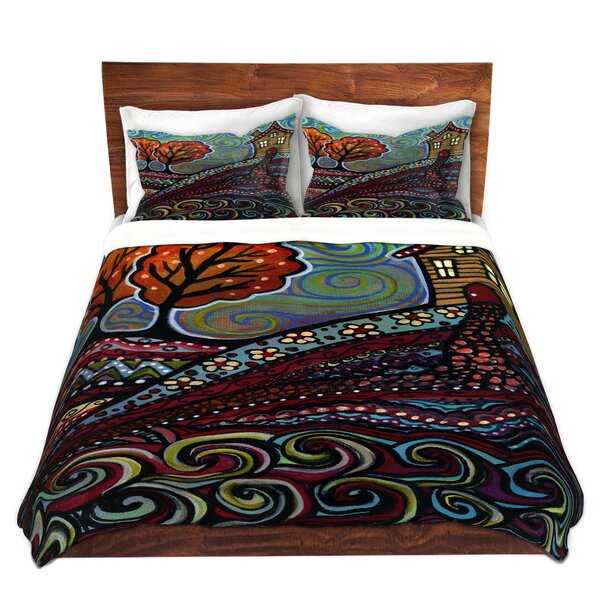 Ram Marie Cheung Happy House Duvet Cover Set