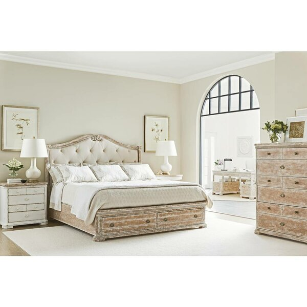 Juniper Dell Storage Panel Configurable Bedroom Se