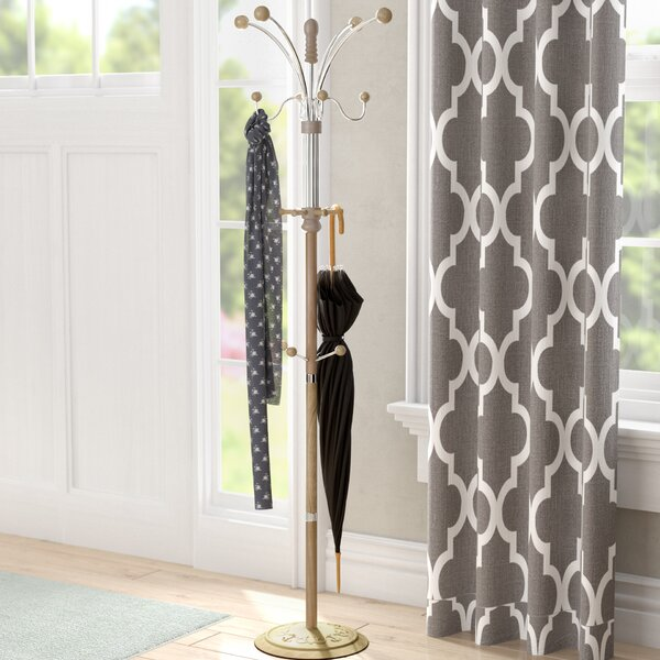 Vertical Freestanding Coat Rack by Andover Mills