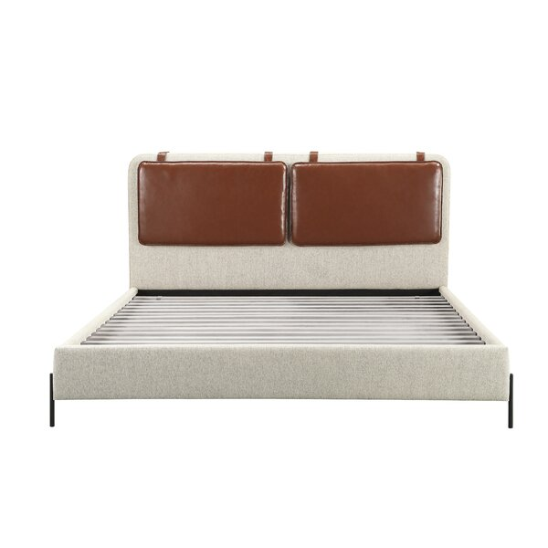 Bobby Berk Queen Kirkeby Upholstered Bed By A.R.T. Furniture by Bobby Berk + A.R.T. Furniture