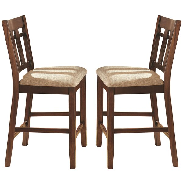 Hannon Upholstered Dining Chair (Set of 2) by Darby Home Co