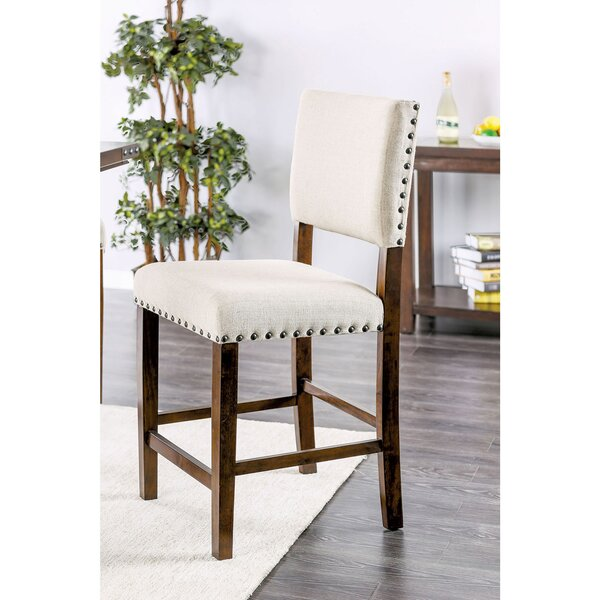 Buntingford Upholstered Dining Chair (Set of 2) by Alcott Hill Alcott Hill