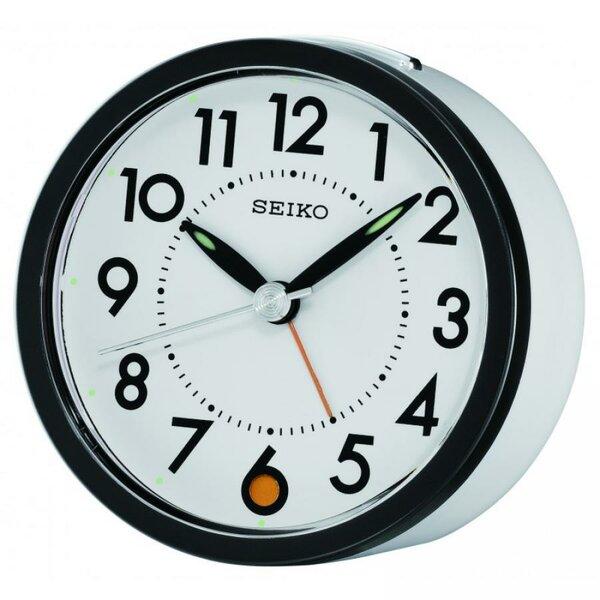Pelican Bedside Alarm Clock by Seiko