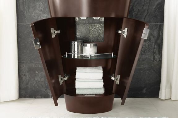 Leonie 24 Single Bathroom Vanity Set by Ronbow
