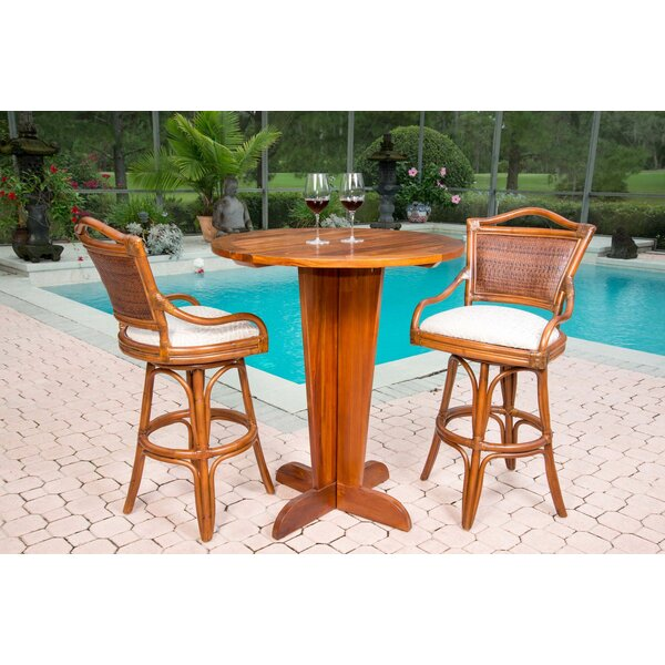 Serengeti Pub Table Set by Alexander & Sheridan Inc.