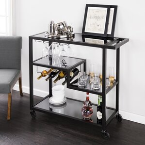 Astoria Bar Cart by Brayden Studio