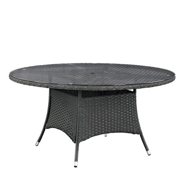 Tripp Outdoor Patio Dining Table by Brayden Studio