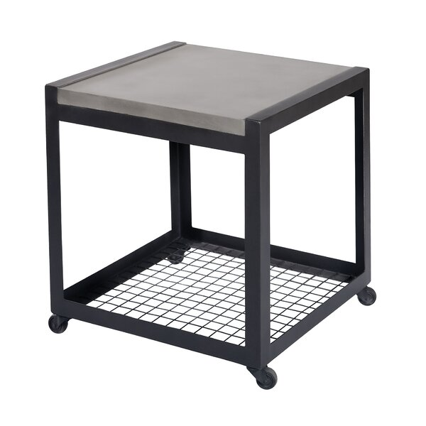 Joanna End Table by 17 Stories