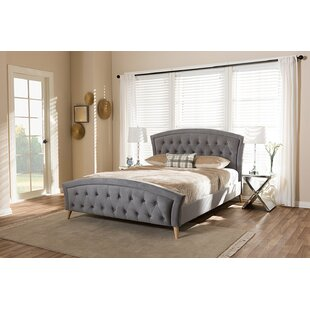 Lydd Upholstered Platform Bed by Everly Quinn