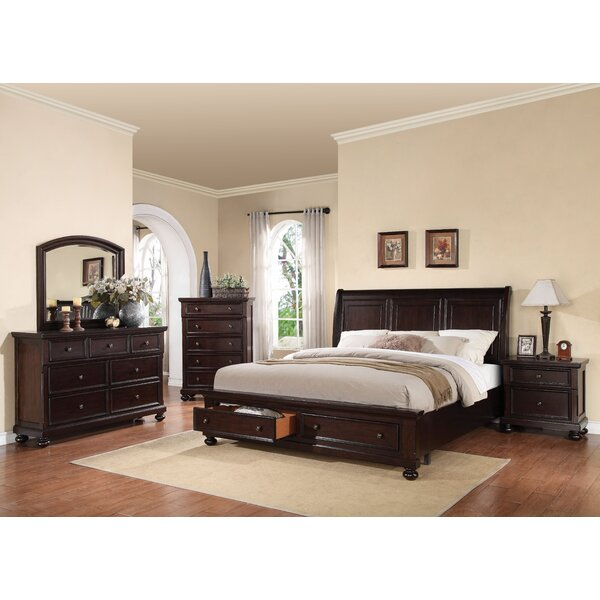 McMullen Platform Configurable Bedroom Set by Canora Grey