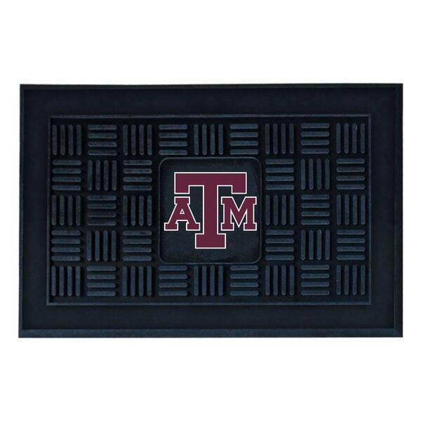 NCAA Texas A&M University Medallion Door Mat by FANMATS